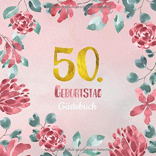 50 Spruche Fur Gluckwunsche Zum 50 Geburtstag