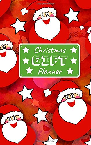 Christmas Gift Planner Plan Your Time And Budget For Christmas Shopping Multi Purpose Christmas Gift Ideas Organizer Budget Planner Xmas Card Pocket Size Christmas Accessories Notebooks More Than 9781676181774 Amazon Com Books