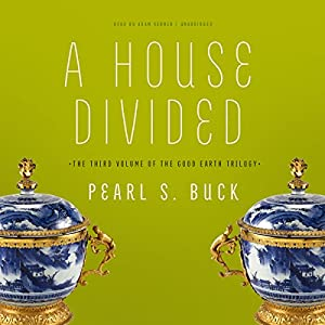 A House Divided Hörbuch