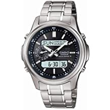 Casio Watch LINEAGE Tough Solar Radio controlled MULTIBAND 6 LCW-M300D-1AJF Men's (Japan Import)