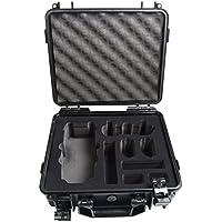 RCYAGO Hardshell Waterproof Suitcas Portable Carrying Case Strong Bag Anti tearing Box for DJI Mavic Pro Quadcopter
