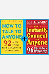 How to Talk to and Instantly Connect with Anyone (EBOOK) Kindle Edition