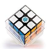 GAN 356 Air, 3x3 Speed Cube Gans Puzzle Magic Cube, Black