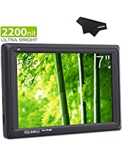 $220 » FEELWORLD FW279 7 Inch DSLR Camera Field Monitor 2200nit Ultra Brightness Daylight Viewable Full HD 1920x1200 4K HDMI Input Output Monitor with False Color Function