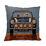 Pillow Covers 12 X 20 Inches / 30 By 50 Cm(twin Sides) Nice Choice For Divan Bedding Teens Girls Her Kids Boys Floor Dog Car