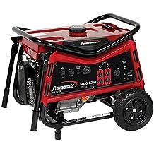 Powermate PC0105007 5000 Watt Gas-Powered Portable Generator