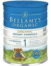 Bellamy's Organic Step 1 Infant Formula 900 g