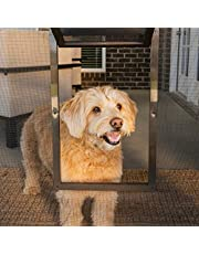 PetSafe P1-ZB-11 Pet Screen Door, Bronze, Small