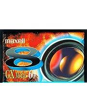 Maxell P5-60 GX Cintas en Blanco