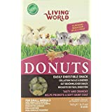 Living World Small Animal Donuts, 140 Gram, 9-Ounce