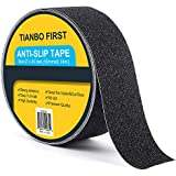 TIANBO FIRST Anti Slip Tape 2 Inch X 30 Foot, Safety Grip Tapefor Indoor, Outdoor, Stairs, Walkway