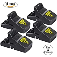 Diaotec Large Rodent Trap 4-Pack
