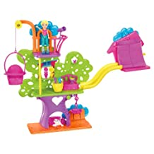 Mattel Polly Pocket Wall Party Tree House Playset
