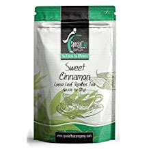 Special Tea Company Sweet Cinnamon, 1-Ounce Loose Rooibos Tea Sample Pack