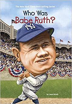Babe Ruth Biography Book For Kids