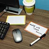 """Dry Erase Magnets Set - 12 Pack - 6x4"""" Whiteboard"""
