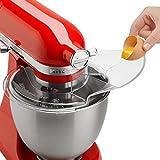 KitchenAid 3.5 Quart 1-Piece Pouring Shield, Clear