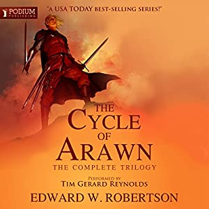 The Cycle of Arawn Hörbuch