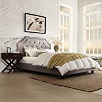 Home Creek Simone Linen Bed