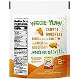 Goldfish Veggie-Yum Crackers 4 oz. Bag Filled With