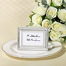 BST Wedding Favors Frame Style Zinc Alloy Placecard Holders Piece/Set Place Card Holders