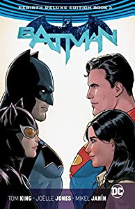 Batman: The Rebirth Deluxe Edition - Book 3 (Batman (2016-))