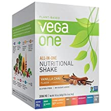 Vega - All-in-One Nutritional Shake Vanilla Chai - 10 Pack(s)