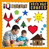 IQ BUILDER | Craft Scissors for Kids | Arts and