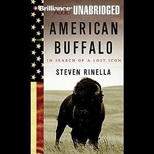 American Buffalo Audiobook