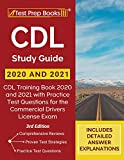 CDL Study Guide 2020 and 2021: CDL Training Book