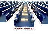 APlusLift HW-10KBP 10,000LB Two Post Floor Plate