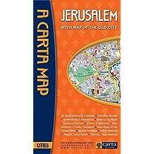 Jerusalem - A Carta Map