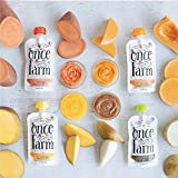 Once Upon a Farm Organic Stage 1   Baby Food Pouch