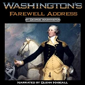 Washington's Farewell Address Audiobook