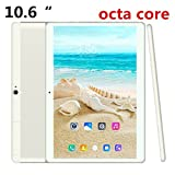 4G LTE 10.6 inch 8 core Octa Cores 2560X1600 IPS DDR 4GB ram 64GB 8.0MP 3G Dual sim card Wcdma+GSM Tablet PC Tablets PCS Android 6.0