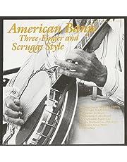 American Banjo: Three-Finger & Scruggs Style / Var