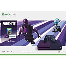 Consola Xbox One S, 1TB + Fortnite Battle Royale - Special Edition