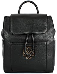 Tory Burch Britten Backpack in Black, Style No. 39051