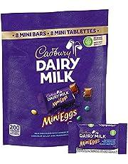 Cadbury Dairy Milk Mini Eggs Mini Chocolate Bars, 152g
