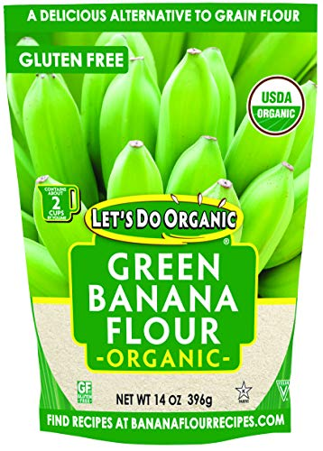 Let's Do Organic Green