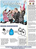Let It Snow and SnoWonder Instant Snow Powder for