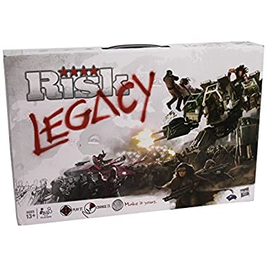 Risk Legacy Boardgame