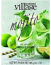 Gourmet du Village Mojito Lime Box 105 G Mix, 3.6 Ounces