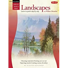 Oil & Acrylic: Landscapes with William Alexander
