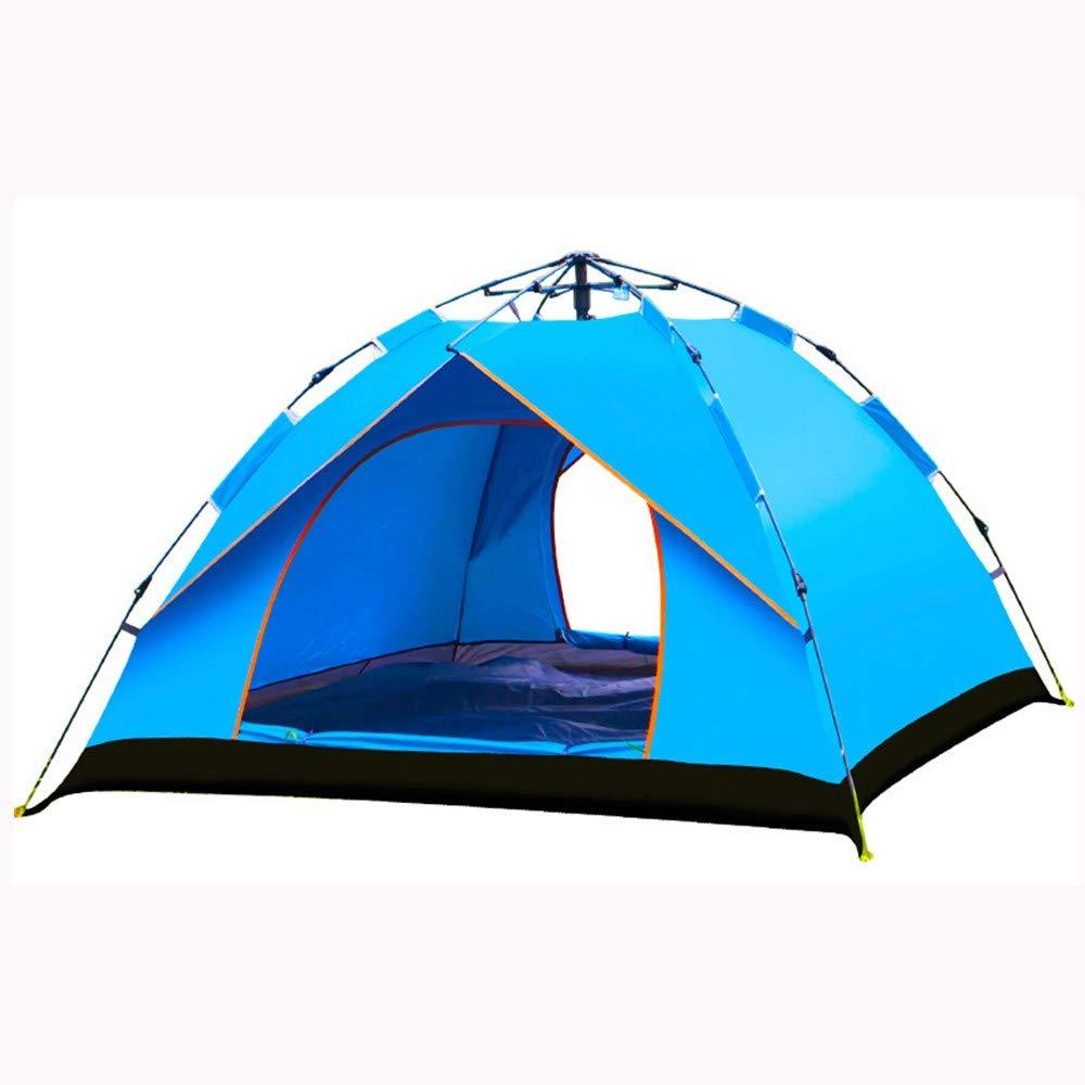 BestUr outdoorlife Zelt Automatisches Automatisches Automatisches im Freien 3-4 Leute Starkes Regendicht 2 Leute Einzelnes Doppeltes Kampierendes Campingzelt B07HF8J67D Wurfzelte Bekannt für seine hervorragende Qualität 522dd6