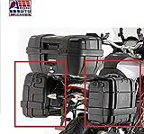 GIVI TRK33BPACK2 Trekker Black Monokey Panniers