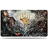 "Magic: The Gathering - Throne of Eldraine Enchantment Gaming Playmat (24"" x13.5"")"