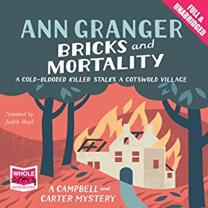 Bricks and Mortality Hörbuch
