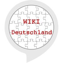 Alexa Skill Wiki Deutschland
