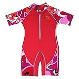 Nozone Girls Ultimate One-Piece Sun Protective UPF 50+ Swimsuit